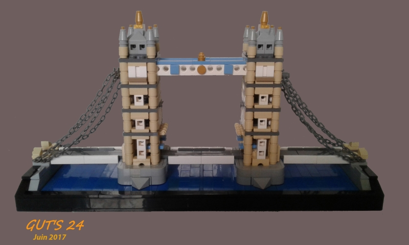 Tower bridge - Architecture